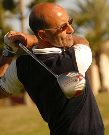 Montegiove Golf Club William Rosen